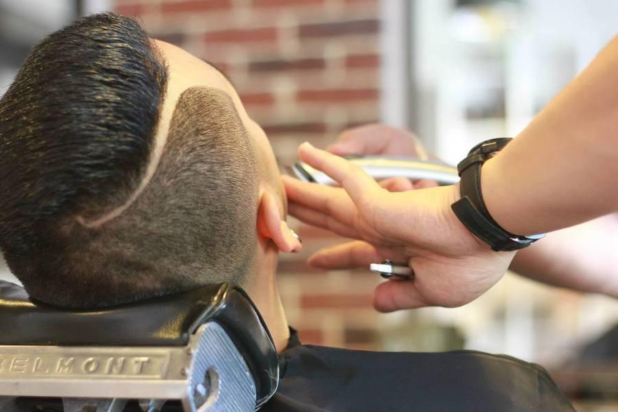 la cl du barbier coiffeur paris 75005. Black Bedroom Furniture Sets. Home Design Ideas